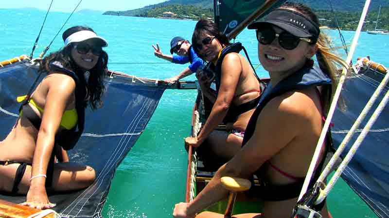 42% Off Whitsundays Deals For outrigger sailing