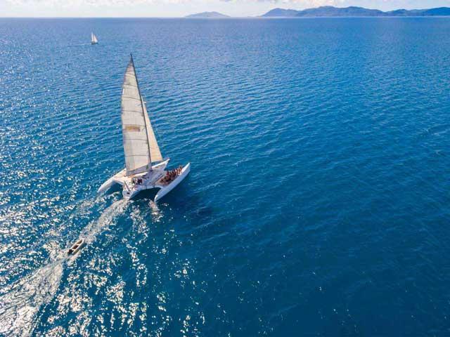 Whitsundays Overnight Sailing Tour