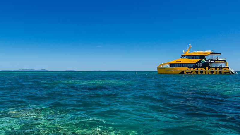 40 % off great barrier reef tour